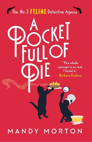 A Pocket Full of Pie - The No. 2 Feline Detective Agency (Paperback)
