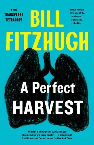 Perfect Harvest (The Transplant Trilogy, Book 4) (Paperback)