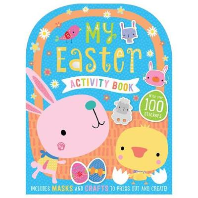 My Easter Activity Book (Paperback)