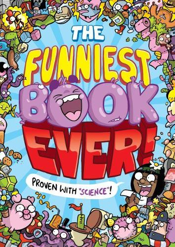 The Funniest Book Ever (Paperback)