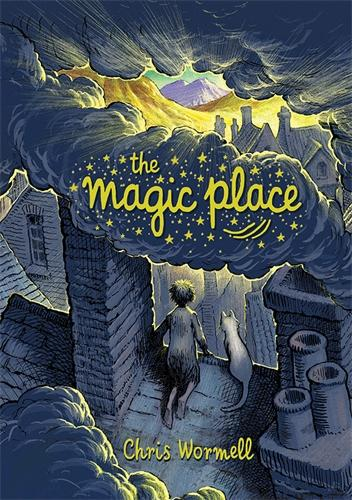 The Magic Place (Hardback)