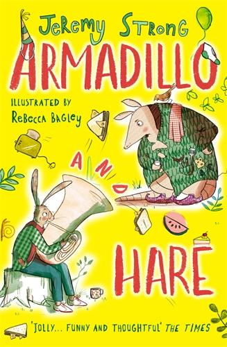 Armadillo and Hare: Small Tales from the Big Forest - Armadillo and Hare 1 (Paperback)