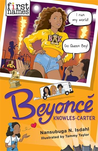 BEYONCE (Knowles-Carter) - First Names (Paperback)
