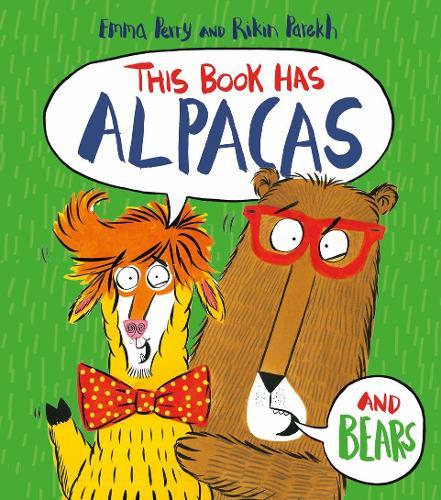 This Book Has Alpacas And Bears (Hardback)