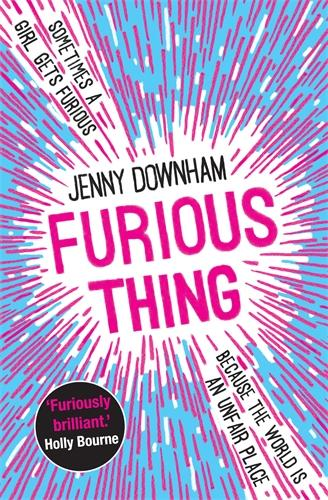 Furious Thing (Hardback)