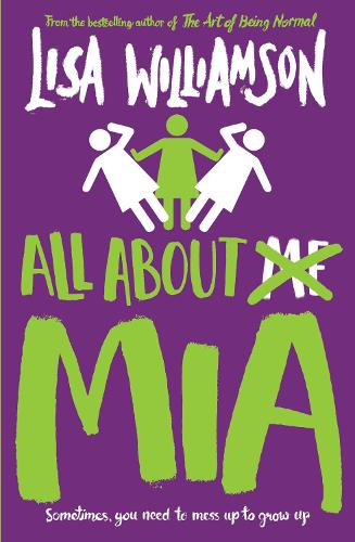 All About Mia (Paperback)