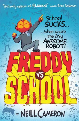 Freddy vs School (Paperback)