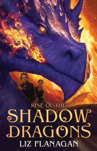 Rise of the Shadow Dragons - Legends of the Sky 2 (Hardback)