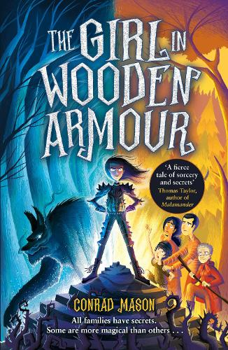 The Girl in Wooden Armour (Paperback)