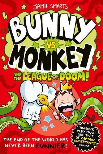 Bunny vs Monkey Online Event with Jamie Smart