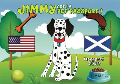 Jimmy Gets a Pet Passport (Hardback)