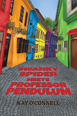 Swanky Spider Meets Professor Pendulum (Paperback)
