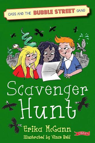 Scavenger Hunt - Cass and the Bubble Street Gang (Paperback)