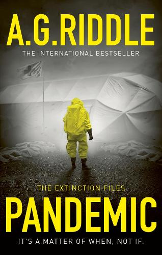 Pandemic - The Extinction Files 1 (Paperback)