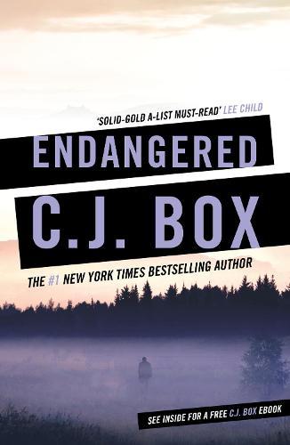 Endangered - Joe Pickett 15 (Paperback)