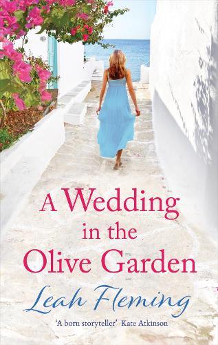 A Wedding in the Olive Garden (Hardback)
