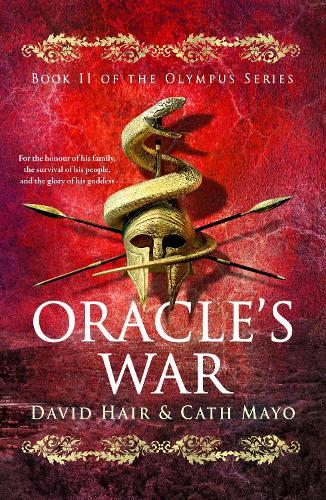 Oracle's War - The Olympus Series 2 (Paperback)