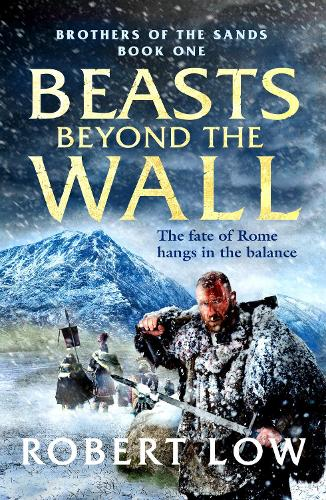 Beasts Beyond The Wall - Brothers Of The Sands 1 (Paperback)