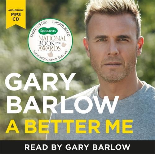 A Better Me (CD-Audio)