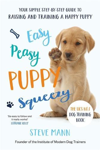 Easy Peasy Puppy Squeezy (Paperback)