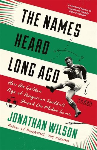 The Names Heard Long Ago (Paperback)