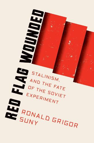 Red Flag Wounded: Stalinism and the Fate of the Soviet Experiment - Library Hardback (Paperback)