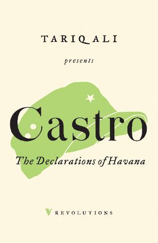 The Declarations of Havana (Paperback)