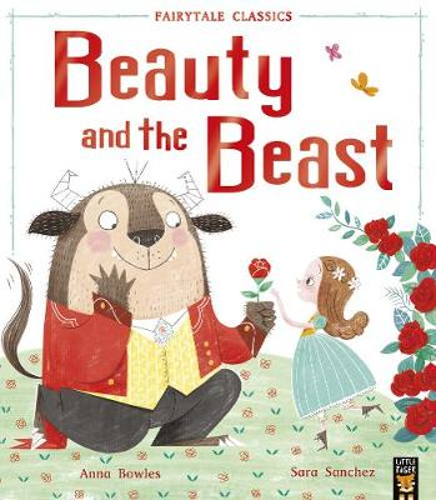 Beauty and the Beast - Fairytale Classics (Hardback)