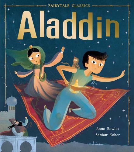 Aladdin - Fairytale Classics (Hardback)