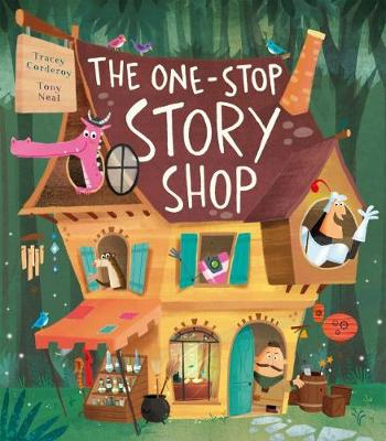 The One-Stop Story Shop (Paperback)
