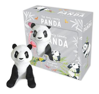 The Only Lonely Panda - Storybook and Soft Toy