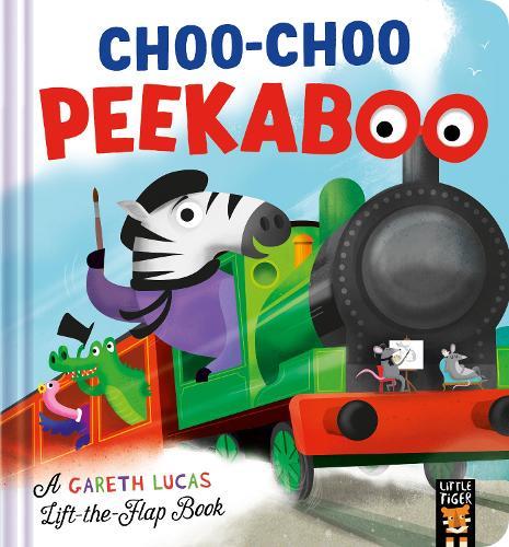 Choo Choo Peekaboo - Peekaboo