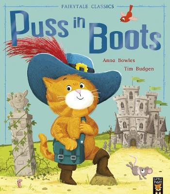Puss in Boots - Fairytale Classics (Paperback)