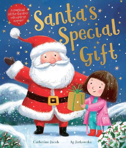 Santa's Special Gift (Hardback)