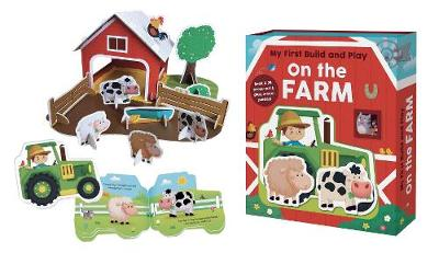 My First Build and Play: On the Farm - My First Build and Play