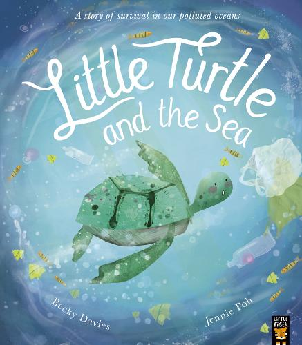 Little Turtle and the Sea (Paperback)