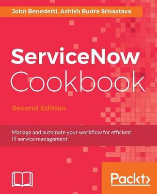 ServiceNow Cookbook - (Paperback)