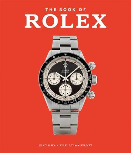 The Book of Rolex (Hardback)