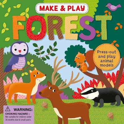 Make & Play Forest (Board book)