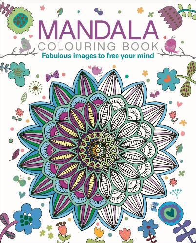 Mandala Colouring Book (Paperback)