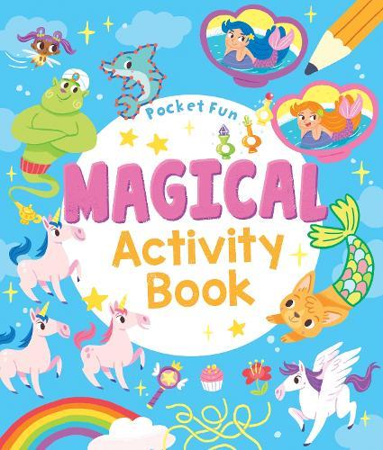 Pocket Fun: Magical Activity Book (Paperback)