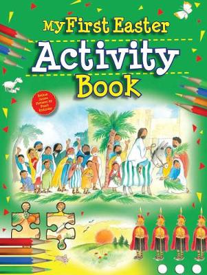 My First Easter Activity Book (Paperback)