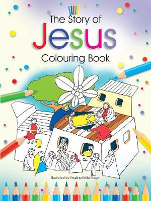 The Story of Jesus Colouring Book (Paperback)