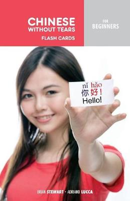 Chinese Without Tears for Beginners: Flash Cards (Paperback)
