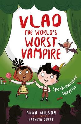 Spook-tacular Surprise - Vlad the World's Worst Vampire 4 (Paperback)