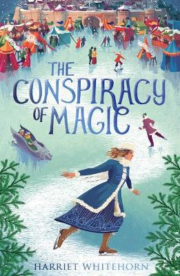 The Conspiracy of Magic - The Company of Eight 2 (Paperback)