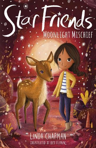 Moonlight Mischief - Star Friends 7 (Paperback)