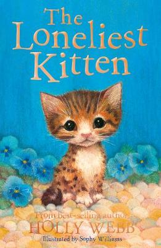 The Loneliest Kitten - Holly Webb Animal Stories 43 (Paperback)