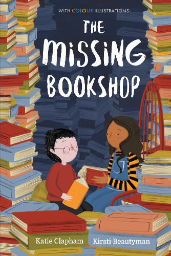 The Missing Bookshop - Colour Fiction 4 (Hardback)