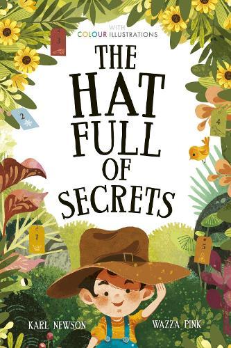 The Hat Full of Secrets - Colour Fiction (Hardback)